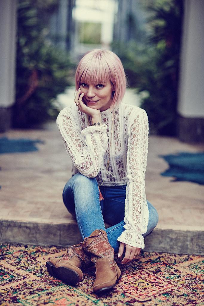 Лили Аллен — Фотосессия для «Vero Moda» 2016 – 20