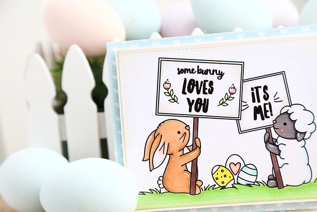 easter signs (just ME digital stamps)
