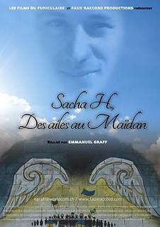 «Саша, крила наМайдані»