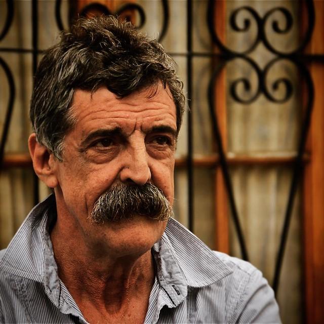 Man in Madeira - photo by Motoki