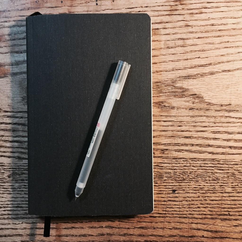 bullet journaling / shinola
