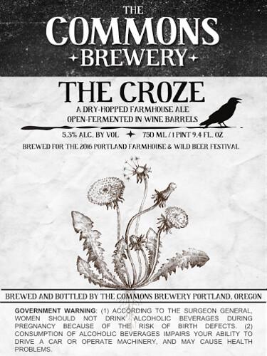 the croze