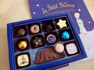 星の王子さま チョコレート