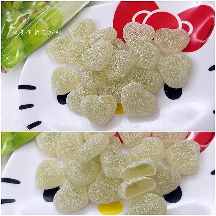 23 日本人氣軟糖推薦 UHA味覺糖 KORORO pure 甘樂鮮果實軟糖