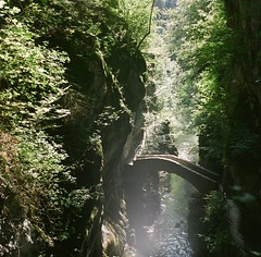 Pont du Saut de Brot, Gorges de l'Areuse