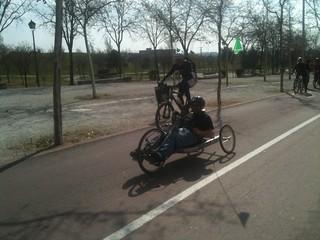 Ciclismo Marzo 2012