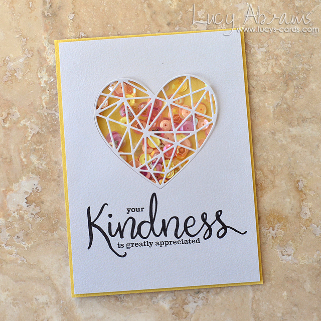 Kindness Shaker Heart Main for W&W by Lucy Abrams