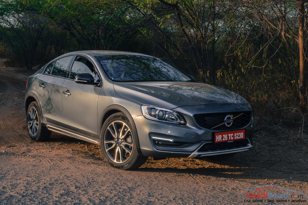 Volvo S60 Cross Country review india-7