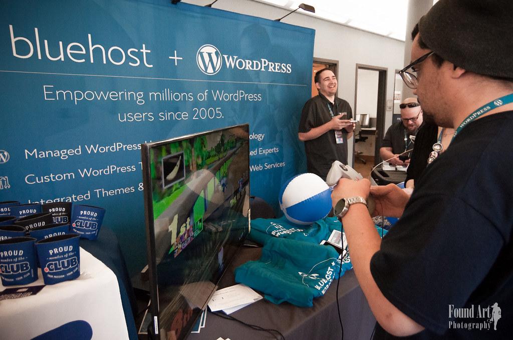 2016 WordCamp Miami - bluehost, Sponsor