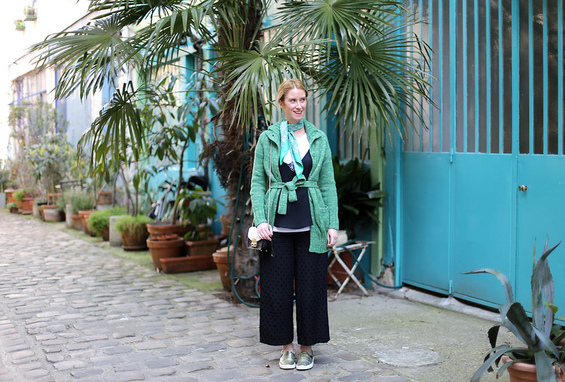 look-vert-et-noir-blog-mode-paris