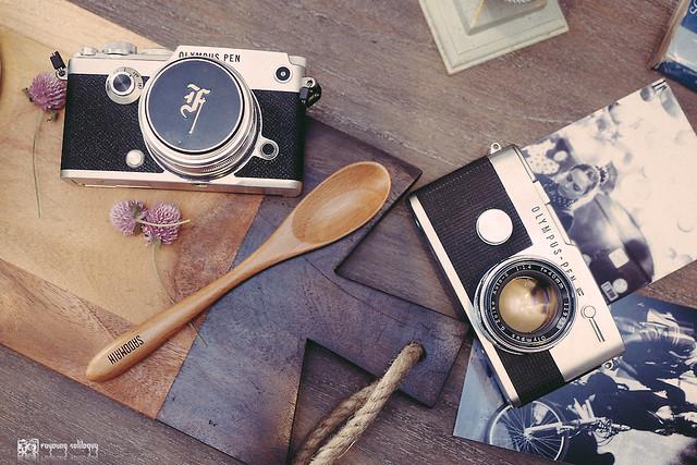 PEN F Vintage | 06