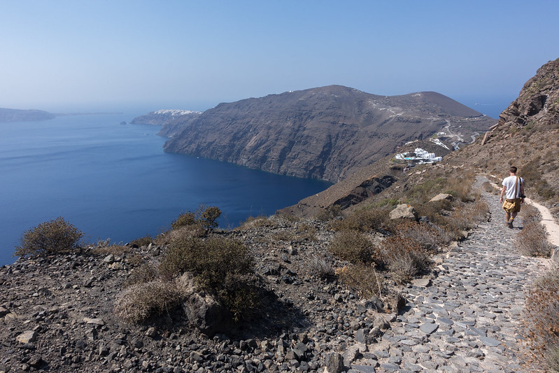 Walk from Fira to Oia, 18 September 2015 100-1-2