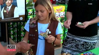 Girl Scout cookie conterfeit