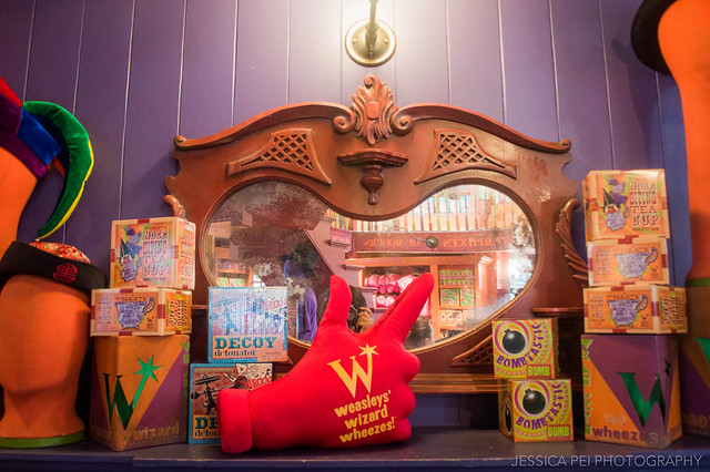Weasleys' Wizard Wheezes Shop