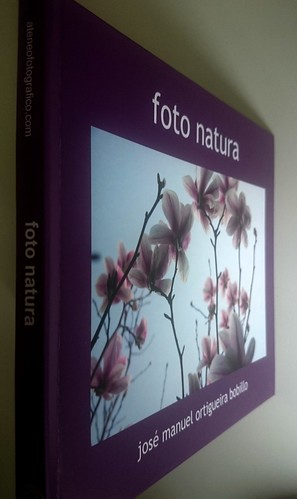 Portada libro foto natura