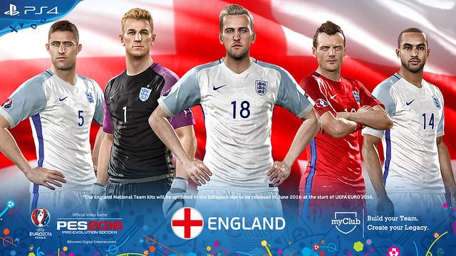 EURO 2016 England