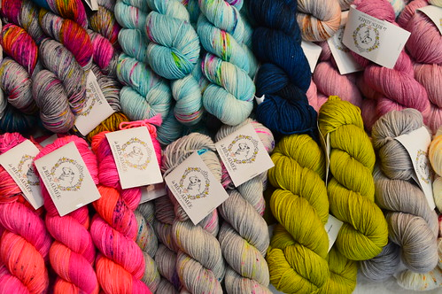 Edinburgh Yarn Festival 2016