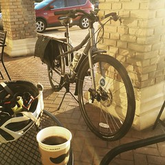 #konabikes #konaute coffee run.