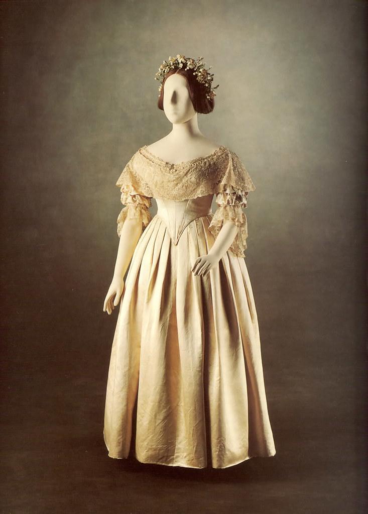 La robe de mariée de Victoria