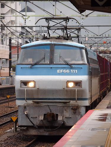 EF66 111