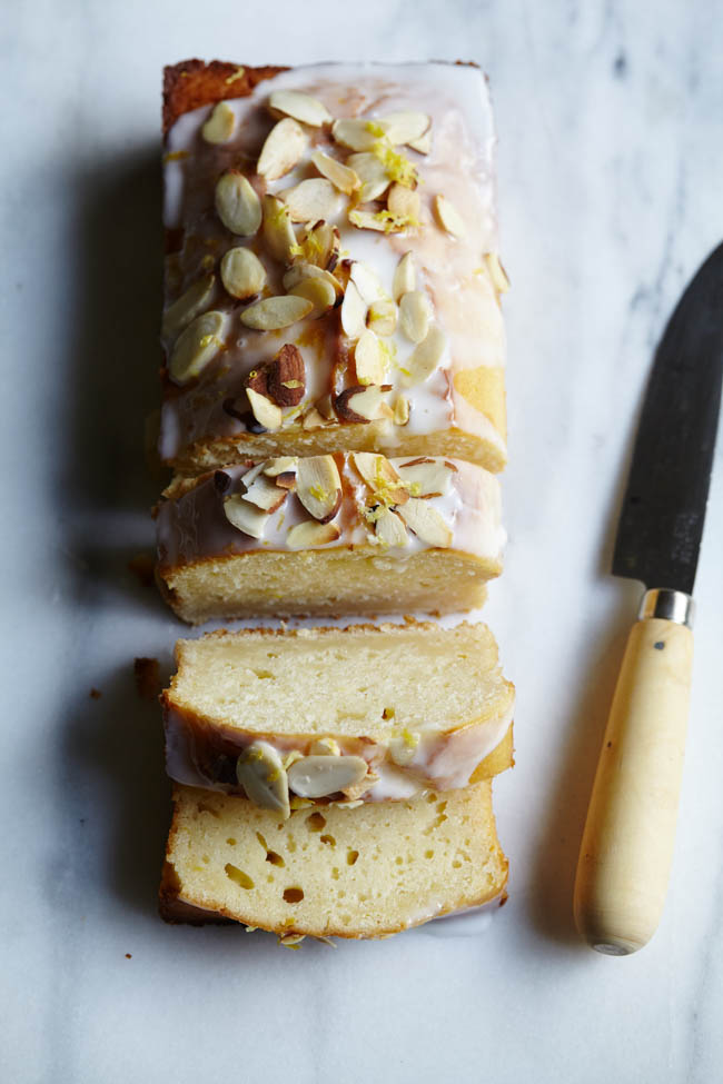 Brown Butter Lemon Yogurt Cake
