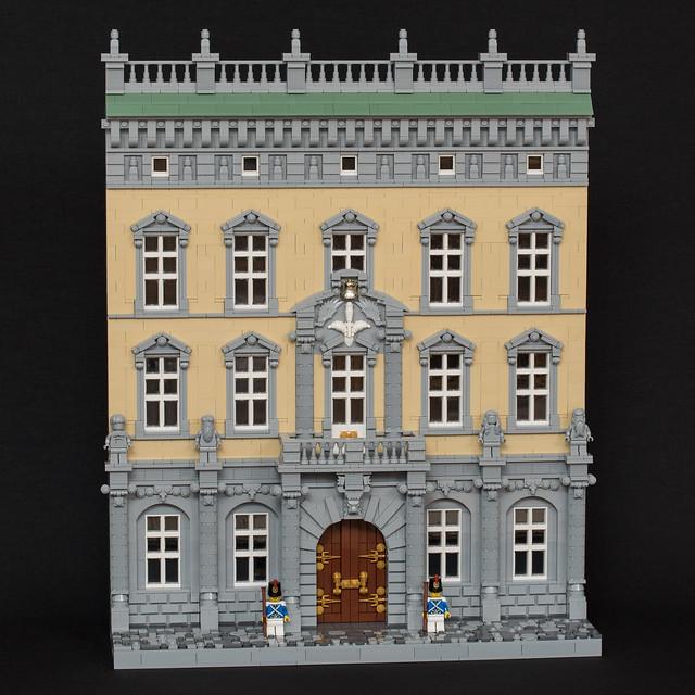 Pontis Wing, Palais Royal de Granoleon