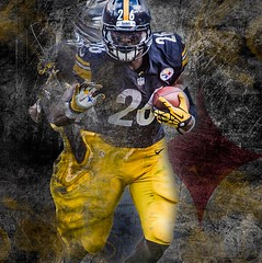 steelers sunday Le'Veon Bell