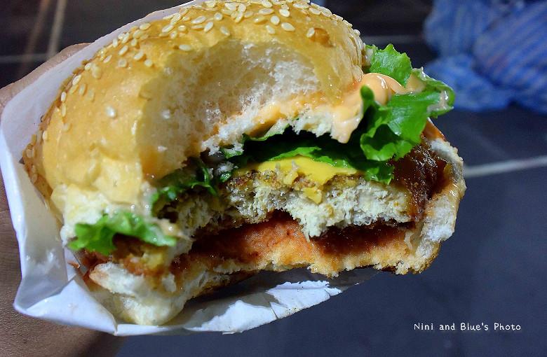喬治速食漢堡快餐車13