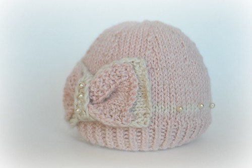 Pretty baby hat