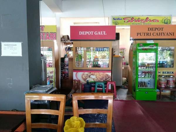 Depot Gaul SIB