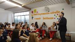Conferencia Ideas que hacen Empresa Ocaña 2015