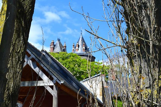 Château de Combourg, Brittany | www.rachelphipps.com @rachelphipps