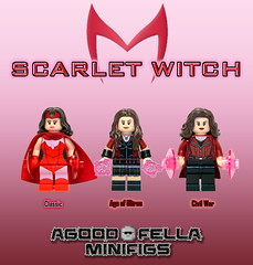 Scarlet Witch [VARIANTS]