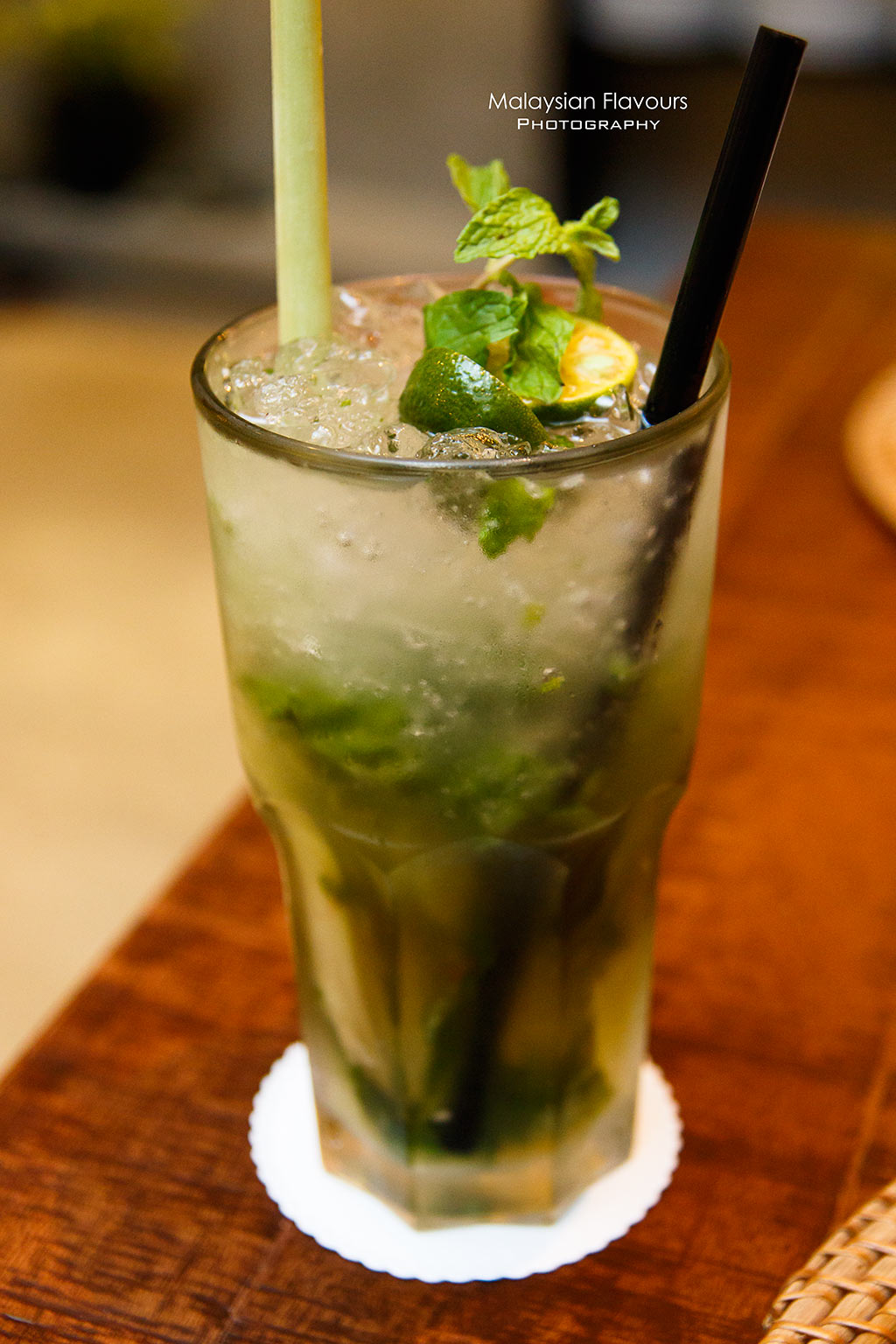bali and spice damen subang jaya lemongrass mojito