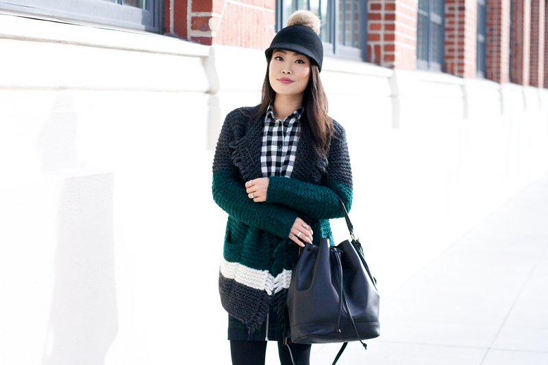 02madewell-checkers-tartan-sweater-pompom-hat-sf-fashion