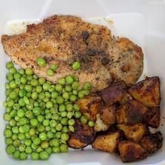 Square meal: Chicken piccata