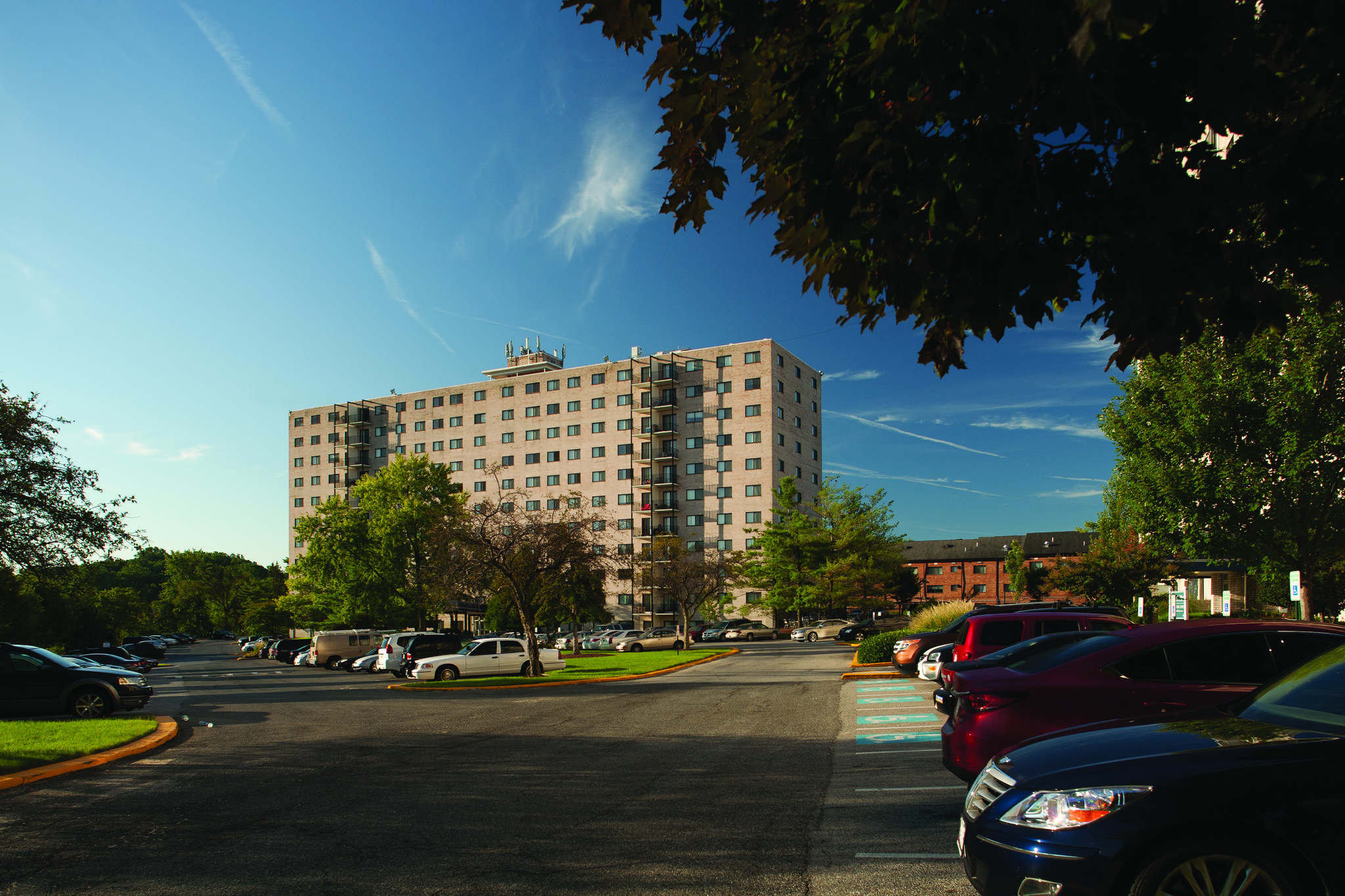 Whitehall Square Apartments in Suitland MD