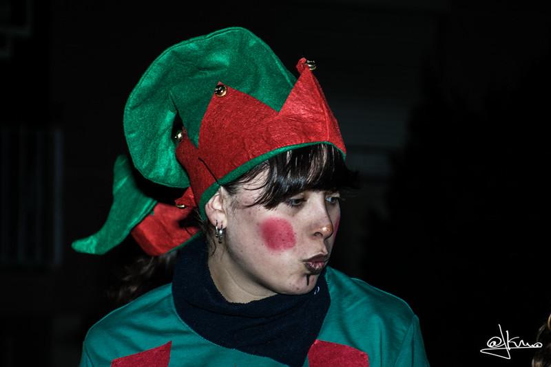 Duende, Cabalgata de Reyes Magos en Sant Joan Despí 2016
