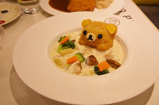 拉拉熊主題餐廳24