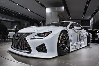 Lexus RC F GT3 Race Car