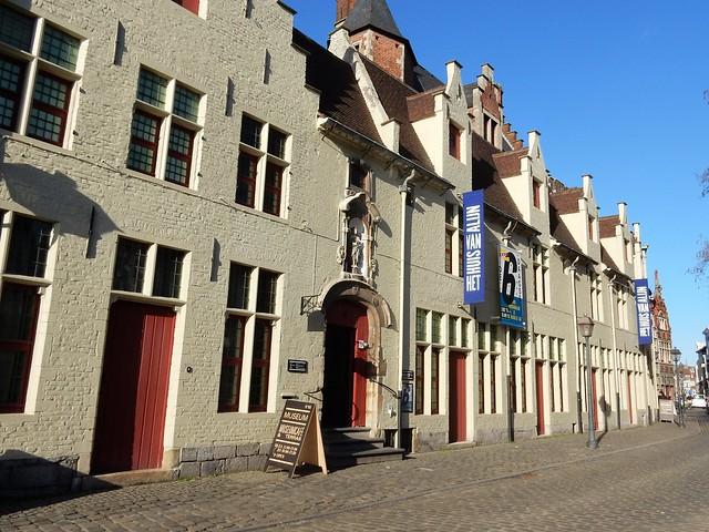 Huis van Alijn, Kraanlei, Gent
