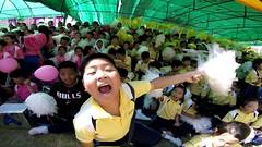 sports day celebrations at Varee Chiangmai School