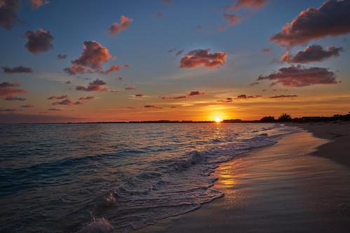 sunrise none turksandcaicosislands providenciales thebight smithsreef