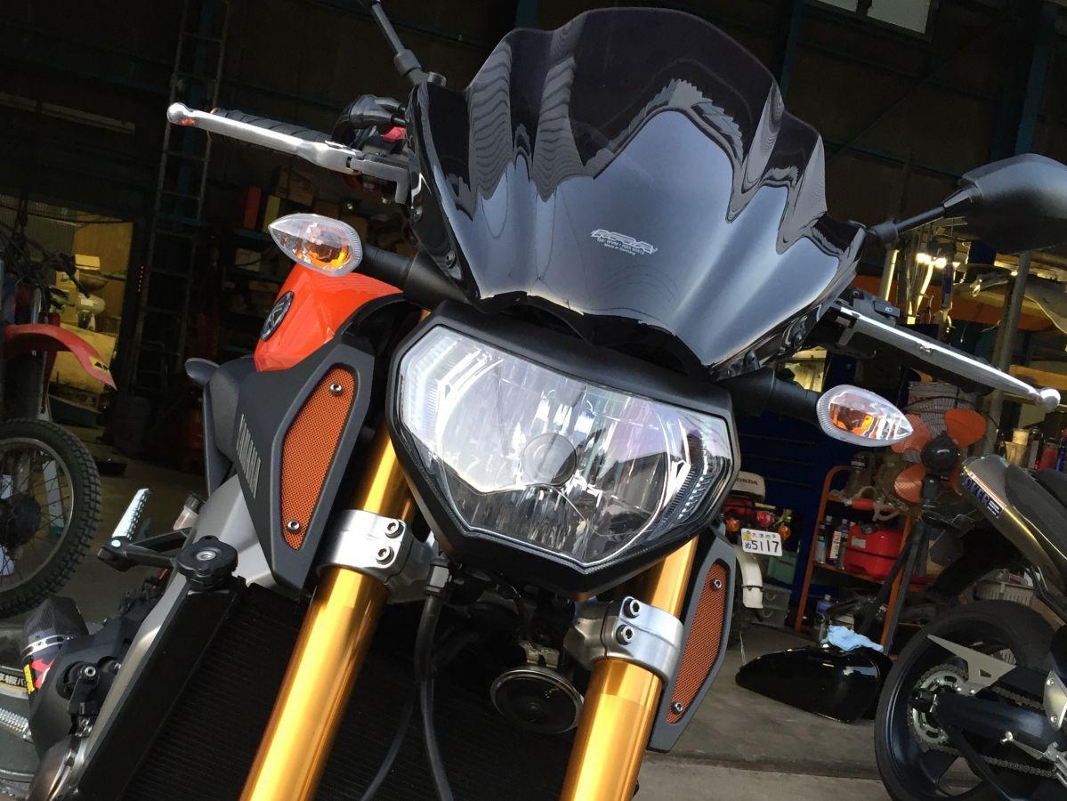 Yamaha MT-09#3