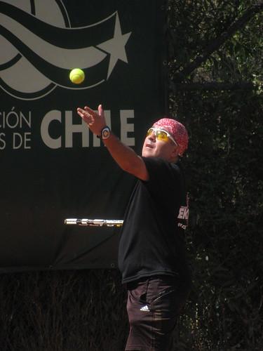 III Torneo de Tenis Centro de Justicia 2016