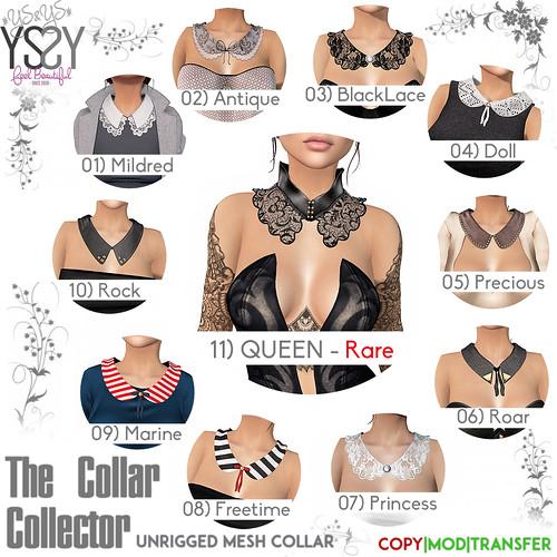 *YS&YS* The Collar Collector - Gacha