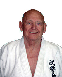 Thu, 01/07/2016 - 12:30 - Club President Sensei Alf Hopkins  7th Dan