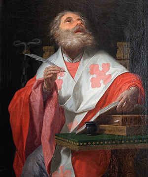 112) San Atanasio consuela hoy al Pequeño Rebaño