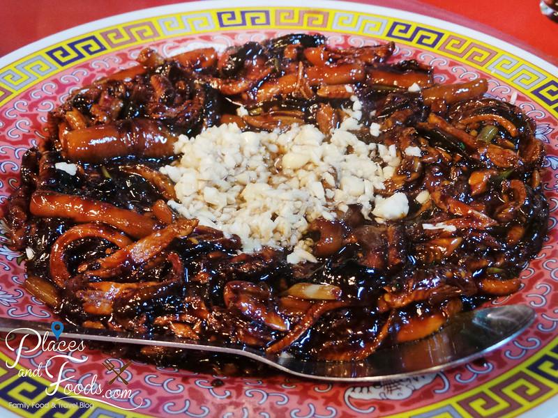 wong sifu pudu plaza eels