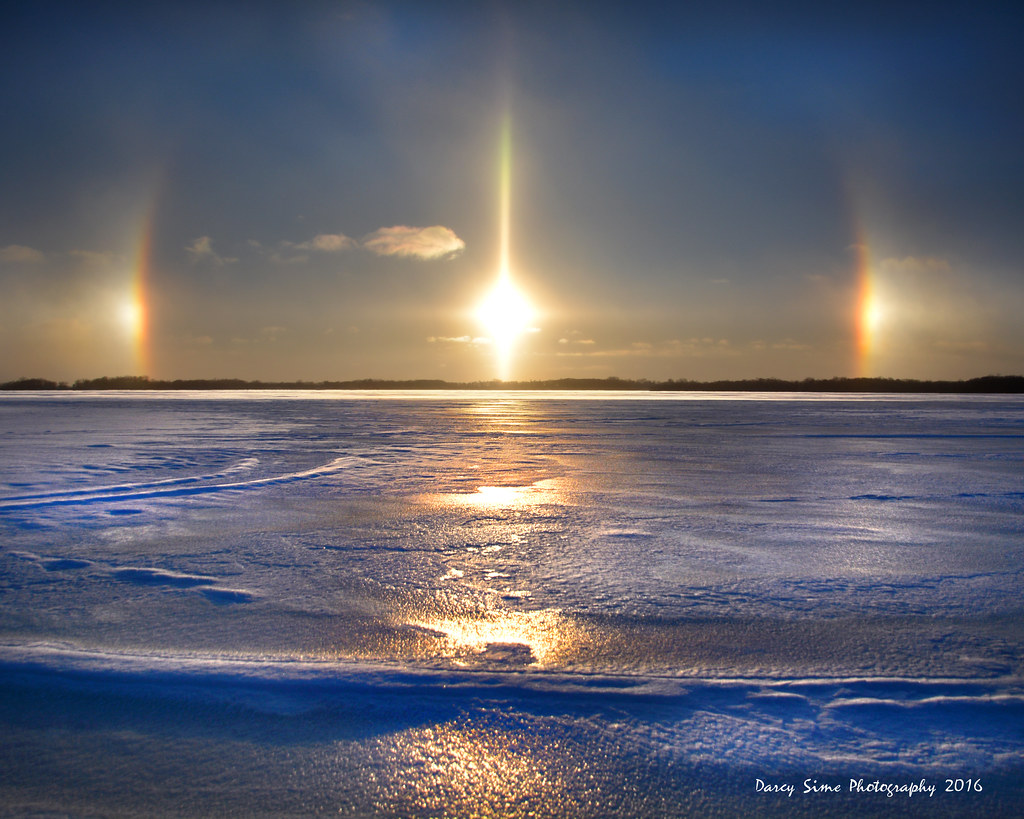 Full Color Sun Dogs